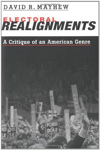 9780300093360: Electoral Realignments - A Critique of an American Genre