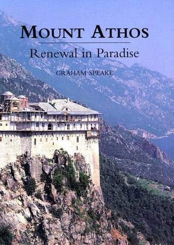 9780300093537: Mount Athos: Renewal in Paradise