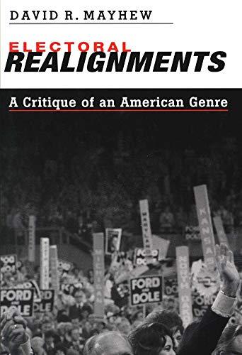 9780300093650: Electoral Realignments - A Critique of an American Genre