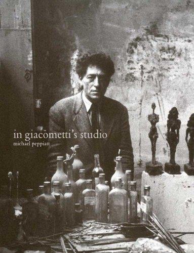 In Giacometti s Studio (Hardback): Michael Peppiatt