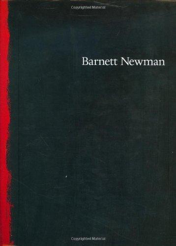 Barnett Newman: Newman, Barnett; Temkin, Ann; Shiff, Richard
