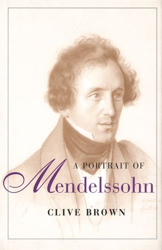 9780300095395: A Portrait of Mendelssohn