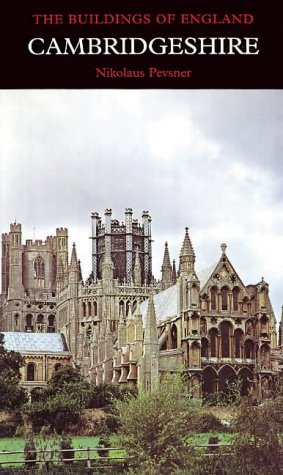 9780300095869: Cambridgeshire (Pevsner Architectural Guides: Buildings of England)