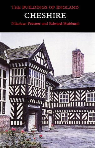 9780300095883: Cheshire (Pevsner Architectural Guides: Buildings of England)