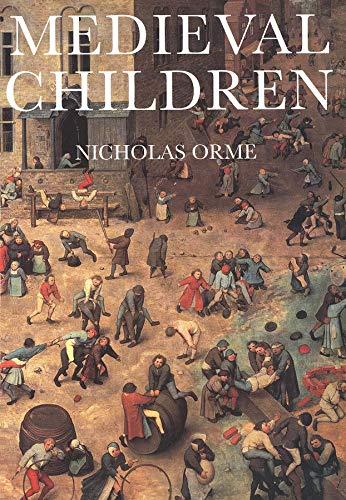 9780300097542: Medieval Children