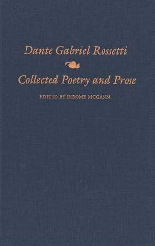 9780300098013: Collected Poetry and Prose