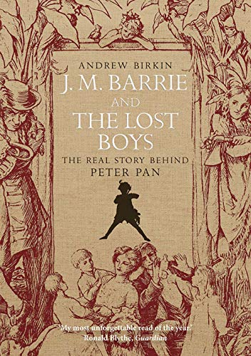 9780300098228: J. M. Barrie and the Lost Boys: The Real Story Behind Peter Pan