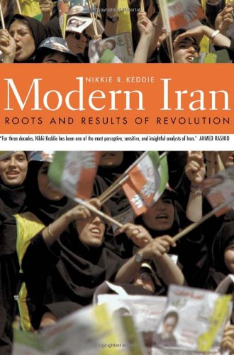 9780300098563: Modern Iran: Roots and Results of Revolution