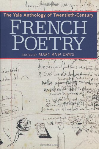 9780300100105: The Yale Anthology of Twentieth-Century French Poetry
