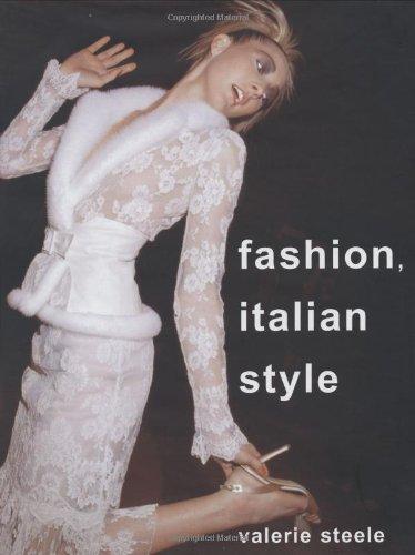 9780300100143: Fashion, Italian Style