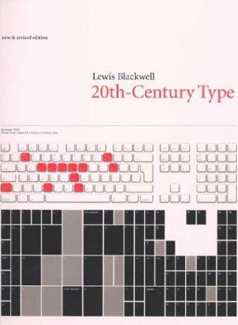 9780300100730: Twentieth-Century Type, New and Revised Edition
