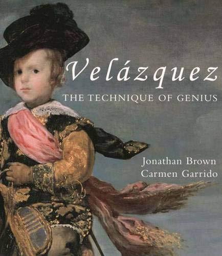 9780300101249: Velazquez: The Technique of Genius