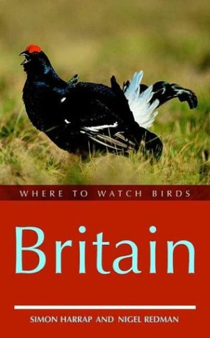 9780300101584 Where To Watch Birds In Britain