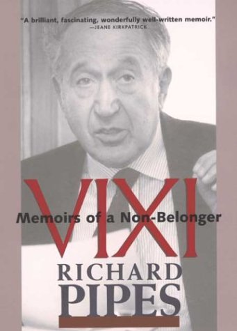 9780300101652: Vixi: Memoirs of a Non-Belonger