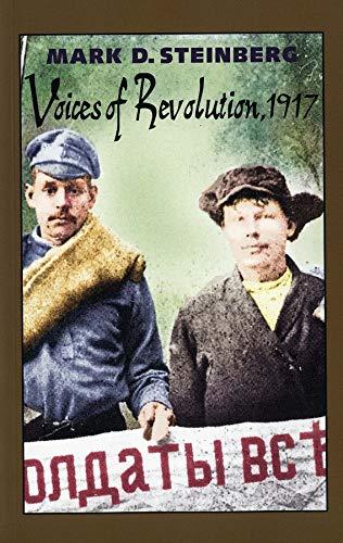 9780300101690: Voices of Revolution, 1917 (Annals of Communism)