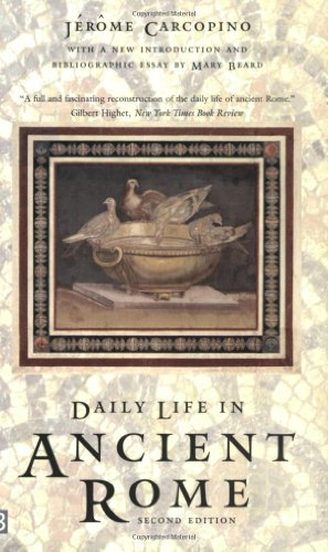 9780300101867: Daily Life in Ancient Rome: The People and the City at the Height of the Empire