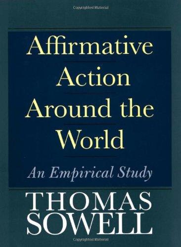 9780300101997: Affirmative Action Around the World: An Empirical Study