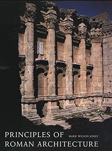 9780300102024: Principles of Roman Architecture