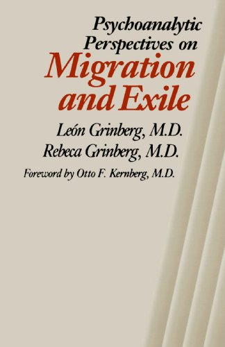 9780300102048: Psychoanalytic Perspectives On Migration And Exile