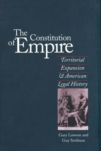 9780300102314: The Constitution of Empire