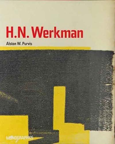 9780300102901: H. N. Werkman (Monographics)
