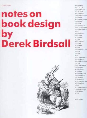9780300103472: Notes on Book Design