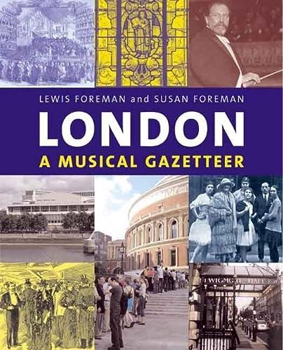 9780300104028: London: A Musical Gazetteer