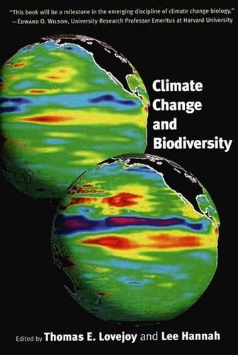 9780300104257: Climate Change and Biodiversity