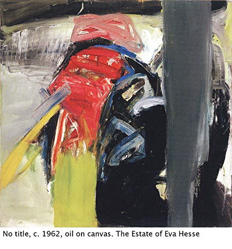 9780300104417: Eva Hesse: Catalogue Raisonne: Volumes 1 & 2: Paintings and Sculpture: Paintings v. 1