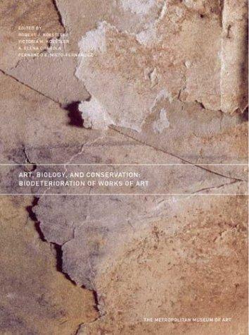 9780300104820: Art, Biology, and Conservation: Biodeterioration of Works of Art (Metropolitan Museum of Art Series)