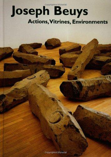9780300104967: Joseph Beuys: Actions, Vitrines, Environments