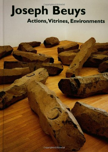 9780300104967: Joseph Beuys: Actions, Vitrines, Environments