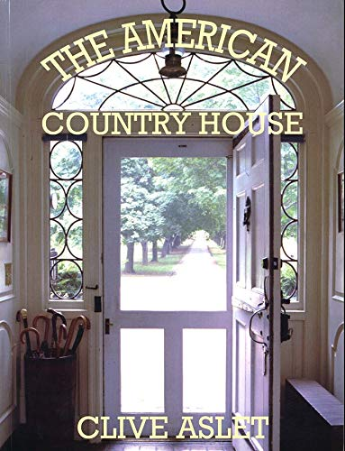 9780300105056: The American Country House