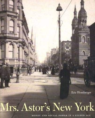 9780300105155: Mrs. Astor's New York: Money and Social Power in a Gilded Age