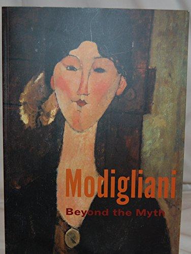 9780300105735: Modigliani: Beyond the Myth