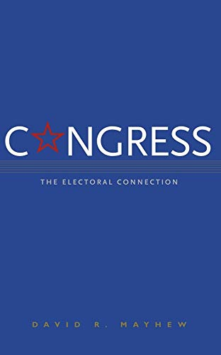 9780300105872: Congress: The Electoral Connection, Second Edition