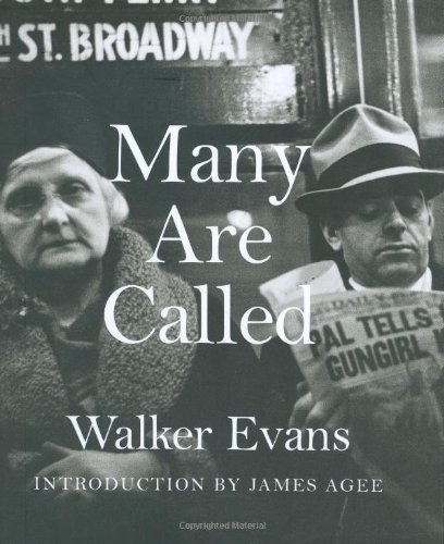 Many Are Called: Evans, Walker and
