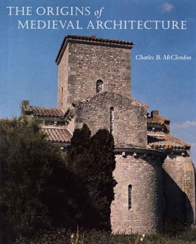 9780300106886: The Origins of Medieval Architecture: Building in Europe, A.D. 600-900