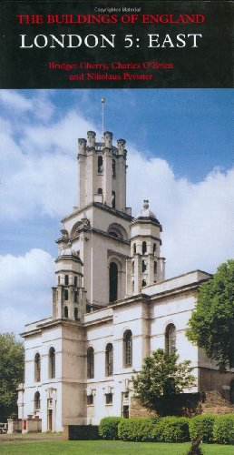 9780300107012: London 5: East (Pevsner Architectural Guides: Buildings of England) (Vol 5)