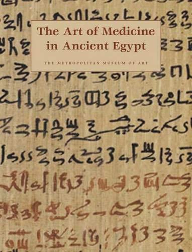 The Art of Medicine in Ancient Egypt (Metropolitan Museum of Art Series): Allen, James P.