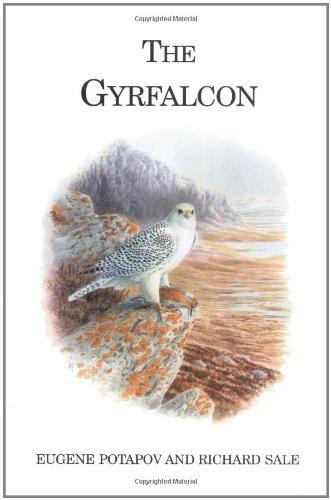 9780300107784: The Gyrfalcon