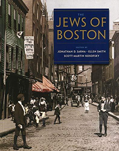 9780300107876: The Jews of Boston