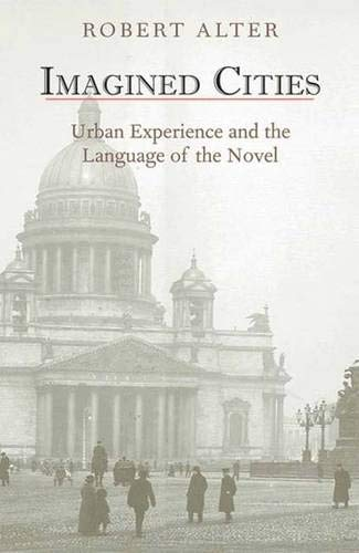 9780300108026: Imagined Cities: Urban Experience and the Language of the Novel