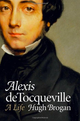 9780300108033: Alexis de Tocqueville: A Life