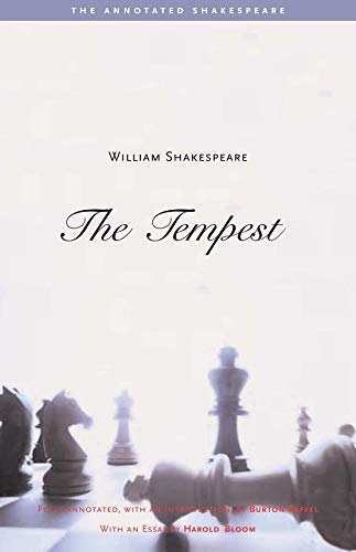 9780300108163: The Tempest (The Annotated Shakespeare)