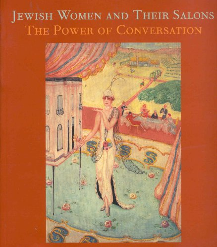 9780300108460: Jewish Women And Their Salons: The Power Of Conversation