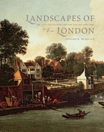 Landscapes of London: Elizabeth McKellar