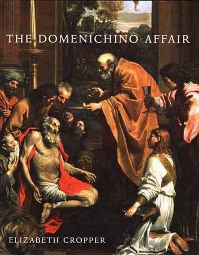 9780300109146: The Domenichino Affair: Novelty, Imitation, And Theft in Seventeenth-century Rome