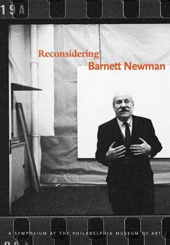 9780300109337: Reconsidering Barnett Newman