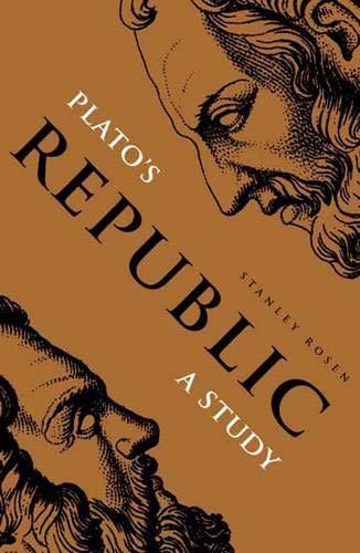 9780300109627: Plato's Republic: A Study